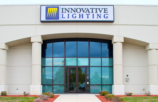 Innovative Lighting Building