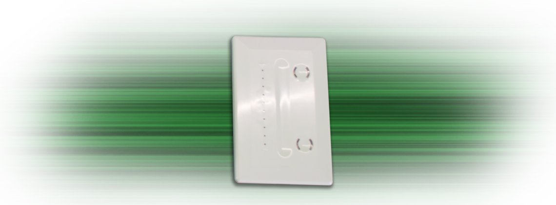 genisys poe dimmable wall switch