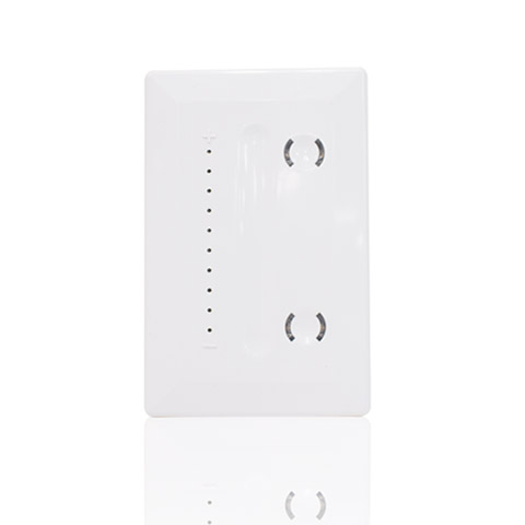 GENISYS poe lightswitch front