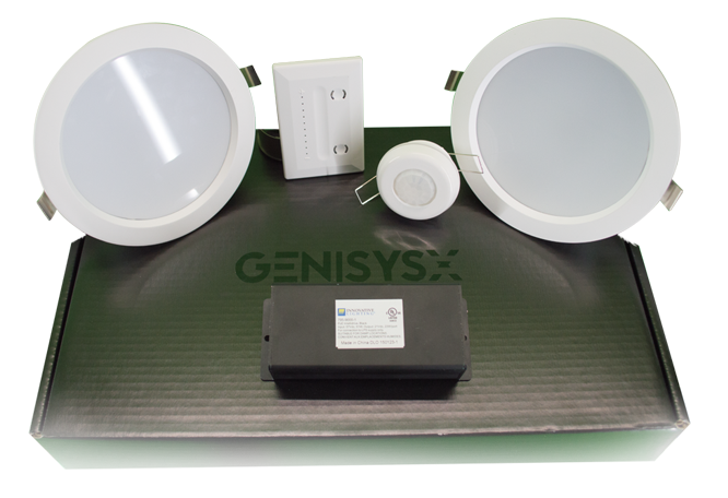 genisys xperience kit closed box
